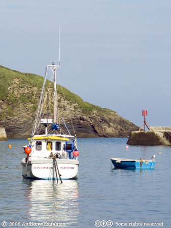 Harbour Mouth,Port Isaac