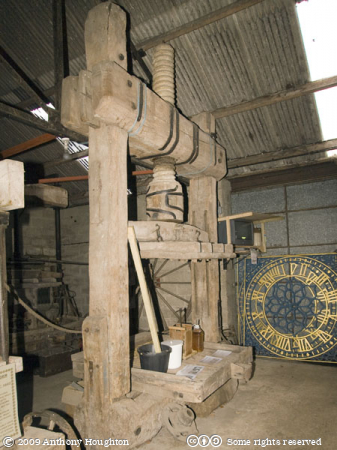 Furlong Farm Cider Press,Mill House Cider Museum,Owermoigne