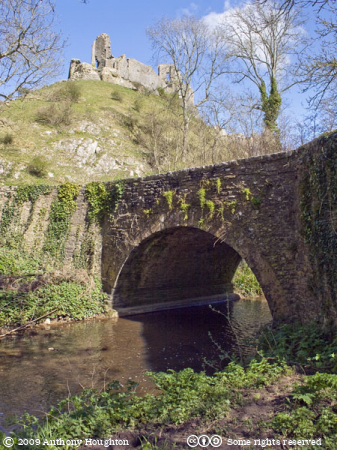 West Mill,Bridge,Corfe Castle