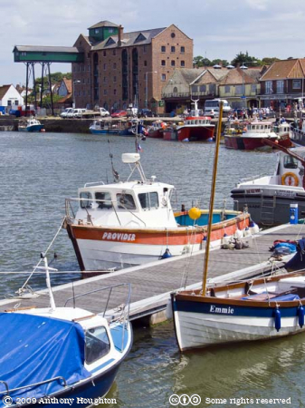 Quayside,Wells-next-the-Sea