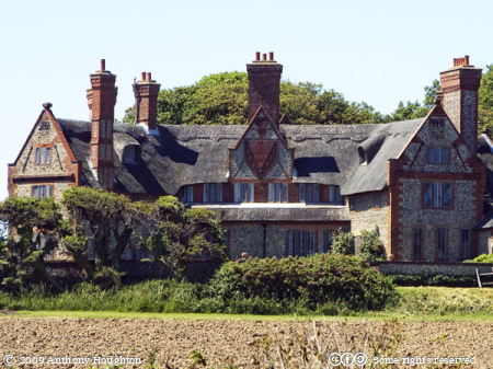 Happisburgh Manor,Building,St Mary's,Detmar Blow,Arts and Crafts