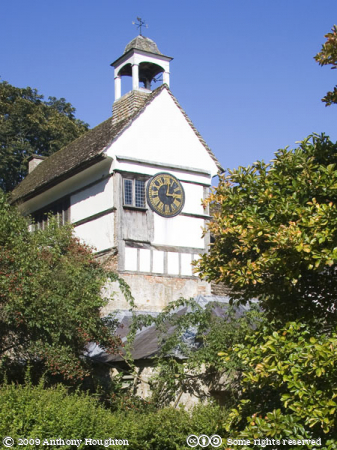Stable Yard Clock,Lacock Abbey,Stately Home,House