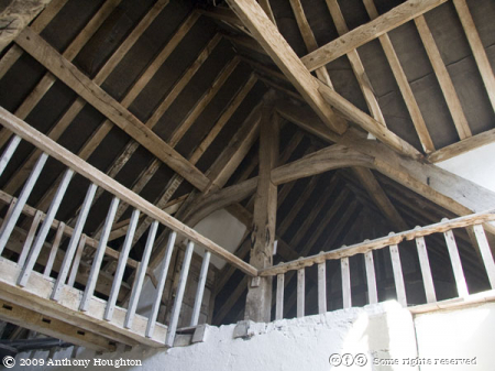 Brewery Roof,Lacock Abbey,Stately Home,House