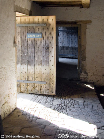 Door,Brewery,Lacock Abbey,Stately Home,House