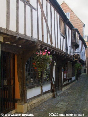 St Johns Alley,Devizes
