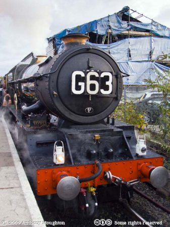 6024 King Edward I,Steam Engine,Locomotive,GWR