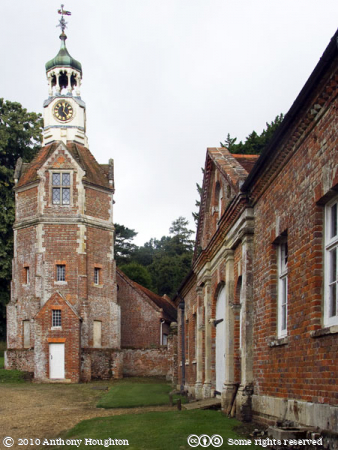 Water Tower,Breamore House,Stately Home