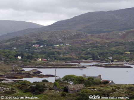 Ballycrovane Harbour,Beara Peninsula