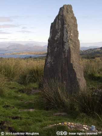 Offerings,Ardgroom Stone Circle,Beara Peninsula