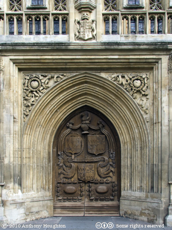 Bath Abbey,Door,Church