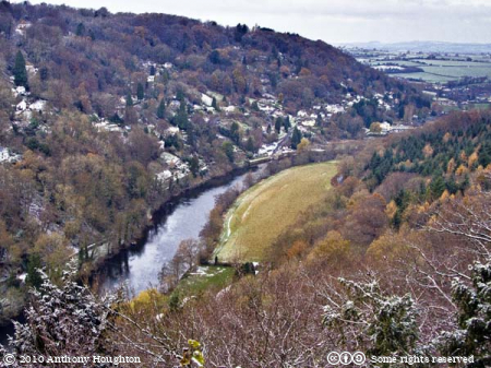 Symonds Yat West,Symonds Yat Rock,Forest of Dean,Meander,River Wye