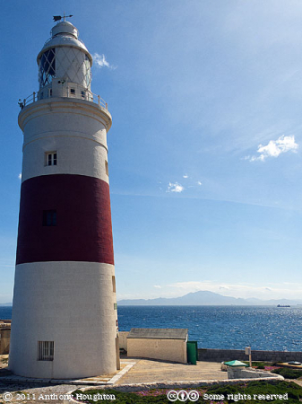 Lighthouse,Europa Point