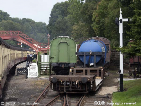 Goathland Station,NYMR,North Yorkshire Moors Railway,Heritage