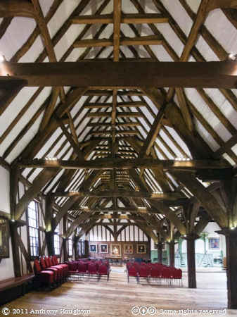 Great Hall,Merchant Adventurers',York