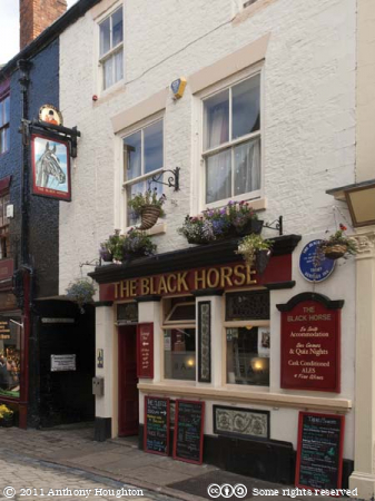 Black Horse,Whitby,Pub,Inn,Hotel