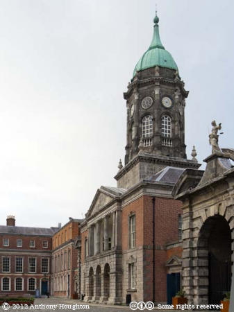 Bedford Hall,Tower,Dublin Castle