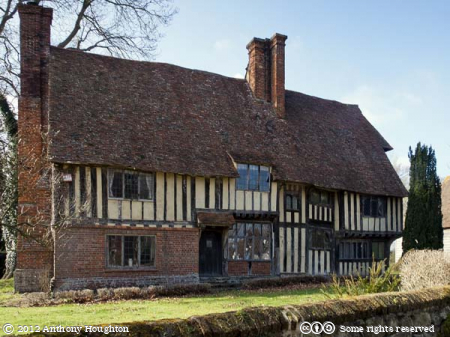 Cloth Hall,Smarden,House