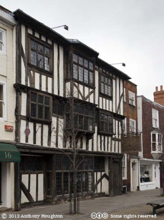 Conquest House,17 Palace Street,Canterbury