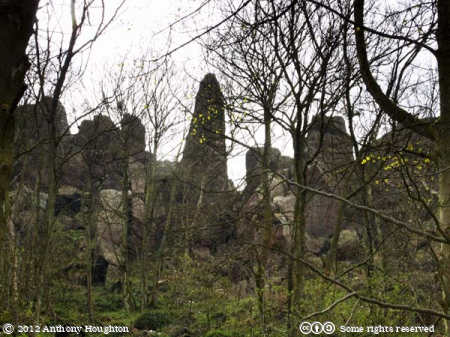 Black Rocks,Middleton by Wirksworth