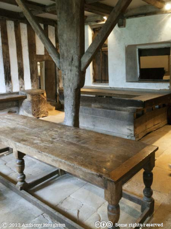 Kitchen,Haddon,Hall,Stately Home,House,Tourist Attraction,Bakewell