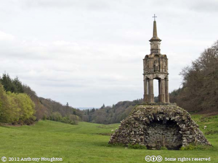 St Peter's,Pump,Stourhead