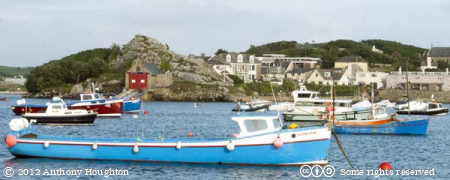 Carn Thomas,Hugh Town,St Mary's,Boats