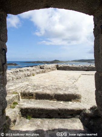 Gun Platform,Blockhouse,Tresco,Fort