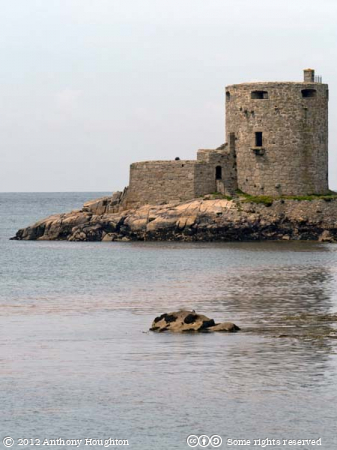 Cromwell's Castle,Tresco,Fort