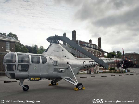 Helicopter,Historic Dockyard,Chatham