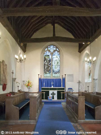 Chancel,Lower Halstow,Church,St Margaret of Antioch