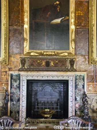 Spanish Room,Kingston Lacy,House,Building,Stately Home,Tourist,Visitor,Attraction
