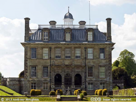 East Front,Kingston Lacy,House,Statley Home,Tourist,Visitor,Attraction