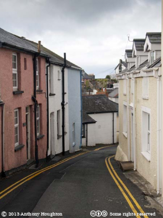 Church Street,Aberdovey,Aberdyfi,Houses