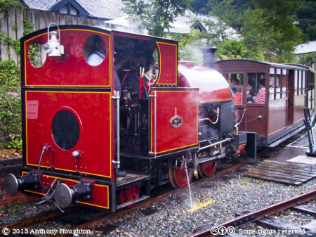 No 7,Kerr Stuart,Tattoo,Locomotive,Corris Railway,Steam,Heritage,Narrow Gauge
