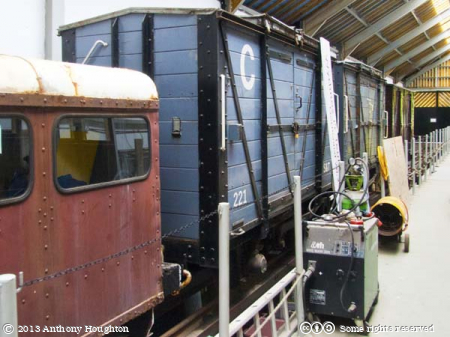 Carriage Shed,Corris Railway,Steam,Heritage,Narrow Gauge,Waggons