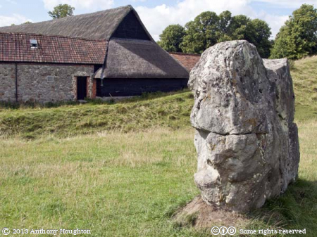 Great Barn,Avebury,Stone Circle,Building,Neolithic,Antiquity