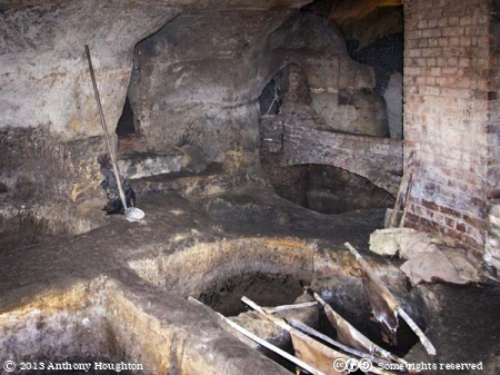 Tannery,City of Caves,Nottingham