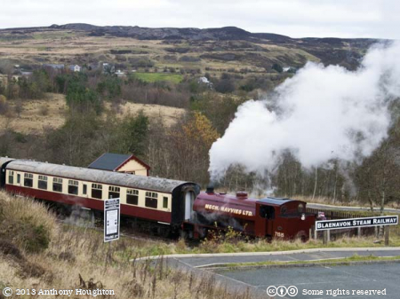 Pontypool and Blaenavon Railway,Steam,Heritage,Blaenafon,Torfaen,Engine,Locomotive,Train