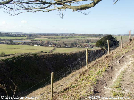Stratford-sub-Castle,Old Sarum,Salisbury,Iron Age,Hill Fort