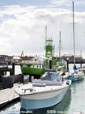 Lightship,Mary Mouse 3,Patrol Boat,Gosport