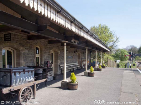 Cranmore Station,East Somerset Railway,Heritage