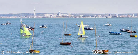 Portsmouth,Seaview,Boats