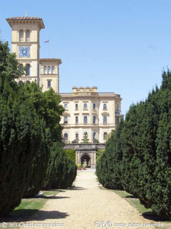 Osborne House,Stately Home