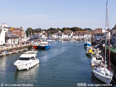 Harbour,Weymouth,Boats,Houses