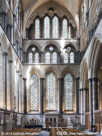 South Transept,Salisbury Cathedral