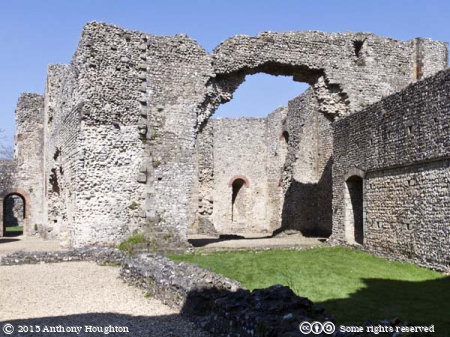 Great Kitchen,Wolvesey Castle,Winchester,Old Bishop's Palace,Ruin,English Heritage