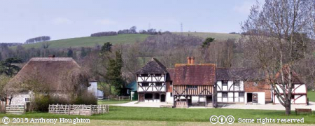 Weald and Downland Museum,Houses,Singleton
