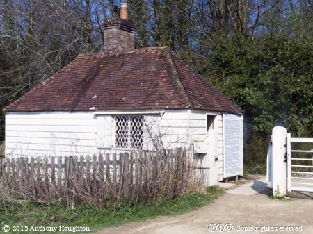 Tollhouse,Weald and Downland,Singleton