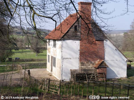Tindalls Cottage,Weald and Downland Museum,Singleton