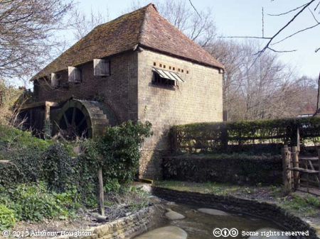 Lurgashall Mill,Weald and Downland Museum,Singleton